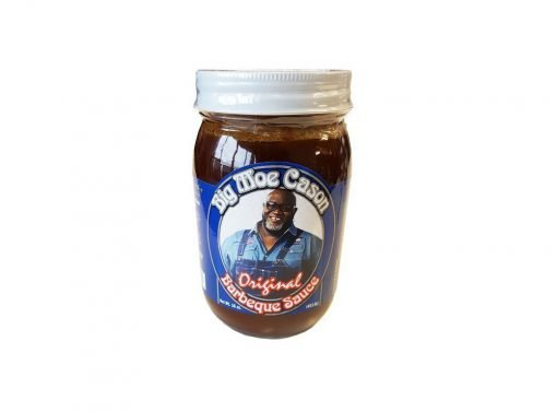 BIG MOE CASON ORIGINAL SAUCE (16OZ.)